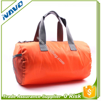 New Products 2016 Folding Duffle Bag Cheap Sports Bag Bolso Deportivo