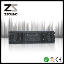 good price power amplifier equalizer 2000w
