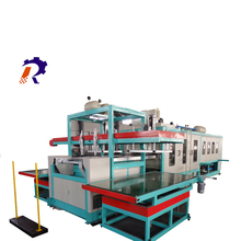 after sale service automatic disposable lunch container production line