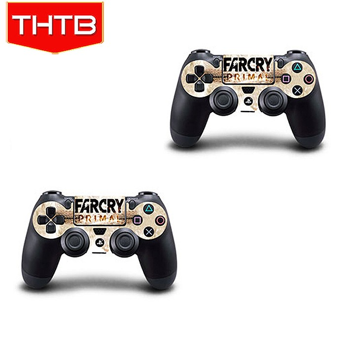 Factory wholesale skin sticker for ps4 console controller vinyl decal