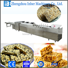 Popped Cereal Candy Cutting Machine/peanut Bar Production Line/sesame Bar Processing Line