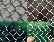 galvanized beautiful grid wire mesh fence,PVC coated guarding mesh/expanded grid mesh