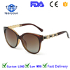 9281 Shield Cat Eye Sunglasses Women Polarized HD Lens Glasses Hot Sale Frame Inset Pearl Feminino Sun Glasses UV400