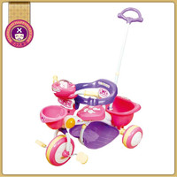 New Design 3 Wheel Girls Little Red Tricycle For A 2 Year Old