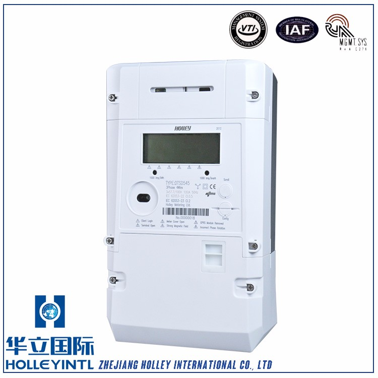 Residential Electricity Monitoring Three Phase Energy Analyzer