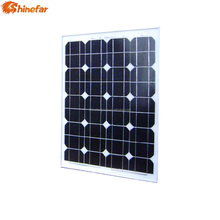 Shinefar solar panels wholesale china mono 40w mini cell for portable solar power system