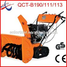 15HP snow blower QCT-B115 with CE&GS approval