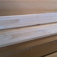 3mm kiri solid wood slats for sale/kiri finger jointed boards