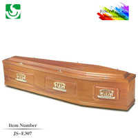 European style exported coffins for the dead