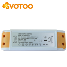 Plastic case IP20 non-waterproof power supply 60W led driver 12V 5A