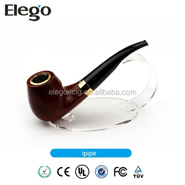 Factory price! Original airflow adjustable electronic cigarette pipe iSmoka Eleaf iPipe