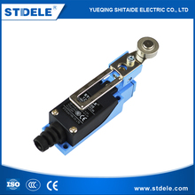 STDELE 250V AC 10A ME Series Waterproof micro Limit Switch 8108 with adjustable Plastic or Stainless steel roller