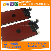 mobile phone parts for iphone 6 lcd touch screen paypal accepted