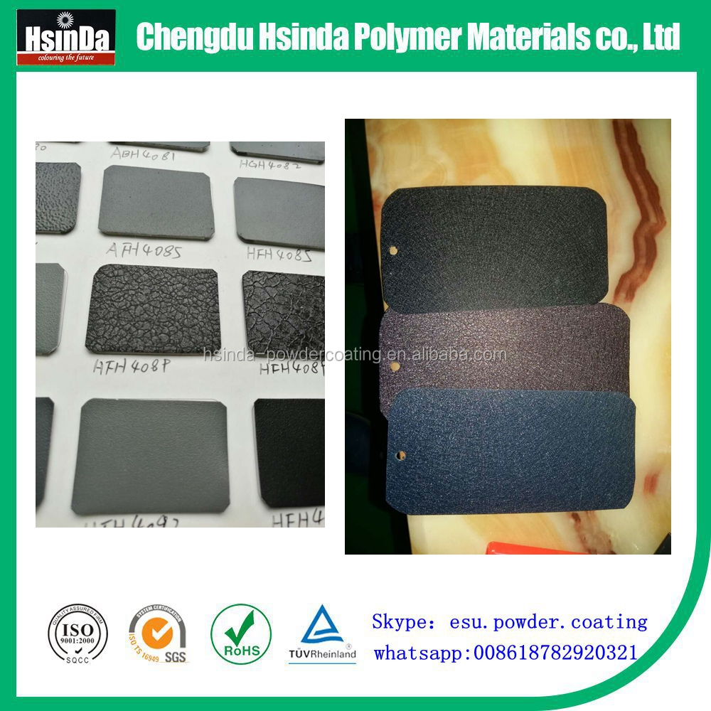 Epoxy Polyester Mixed ral/pantone Powder Coating Paint