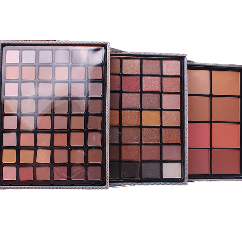 2018 New Makeup Kit Eyeshadow Palette Beauty <strong>Cosmetics</strong> 202 Colors Women's Makeup Set