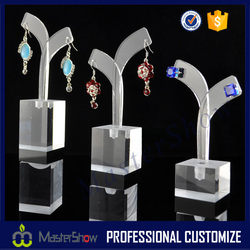wholesale clear acrylic jewelry display cases
