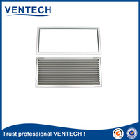 Hot sale aluminum screen door grille/vent door grille