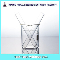 Laboratory Glassware Glass Test Tube Suppliers