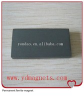 manufacture supply ferrite magnets barium magnetic ferrite magnets