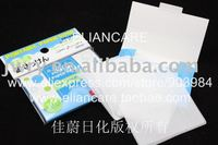 30PCS 6*9CM SCENTED HAND PAPER SOAP--HOT!!
