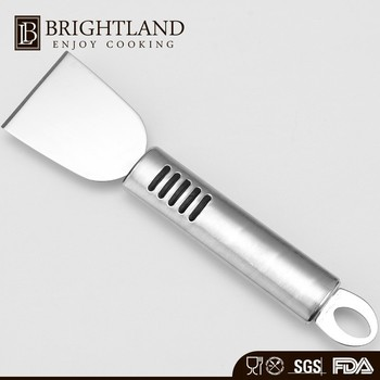 High Quality Hot Sale Stainless Steel Pizza Cheese Fly Scoop
