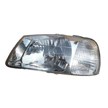 Stock Sale !!! car crystal head lamp for Hyundai Accent 2002
