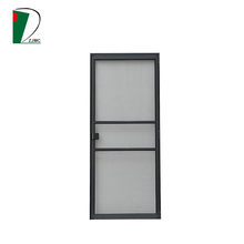Aluminium Crank Outswing Casement Window With Fly Screen