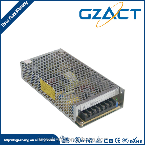 24V 6A 144W Single Output Power Supply LED Driver