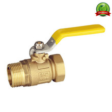 brass gas ball valve accessories of water meter 3 valves manifolds