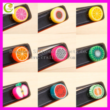 Colors Fruit Accent 3.5mm Anti-dust Earphone Jack Plug for iPhone 5 5s Samsung HTC Blackberry and other Smart Phone