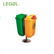 50Liter Wall Mounted Recycling Outdoor Waste Bins