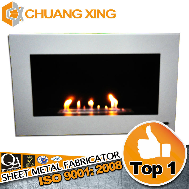 New design OEM service quality customized electric fireplace / decor flame electric fireplace