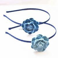 Fashion Hair Bands For Girls Wholesale Flower Fancy Headbands