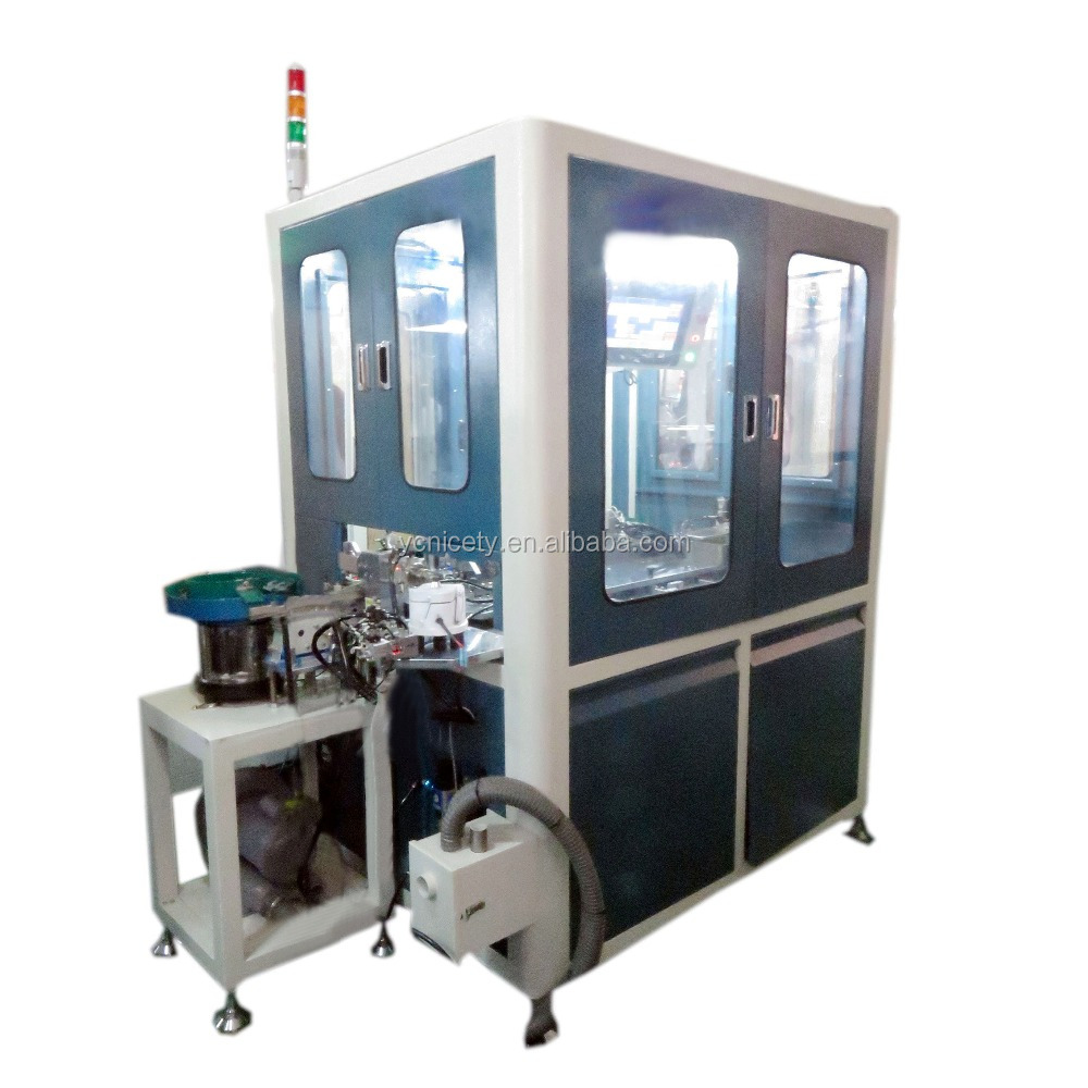 Automatic Production Switch, Automatic Electric Switch making machine