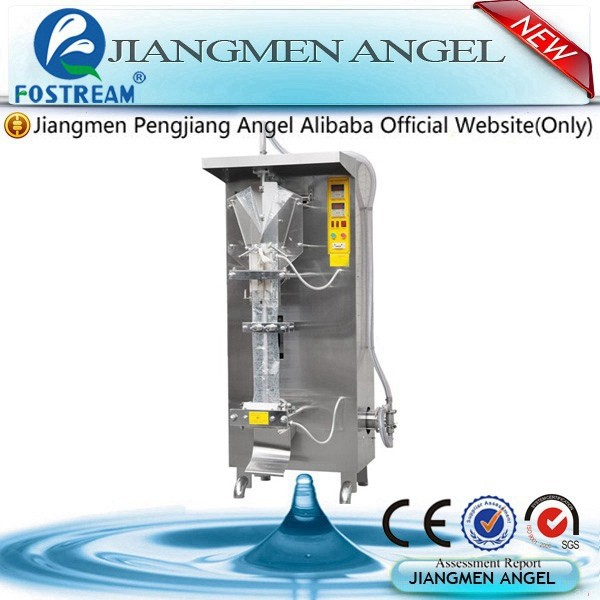 Angel Fountain Palm brand liquid filling and packing equipment