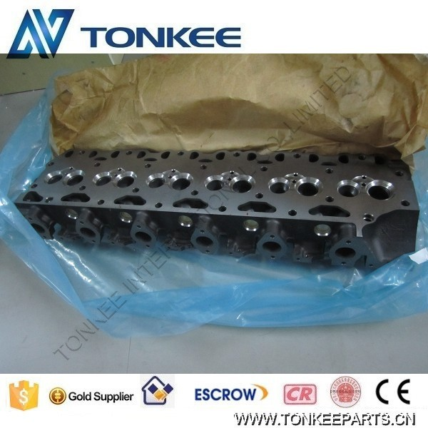 Engine spare parts EC240B EC290B cylinder head VOE 20489008