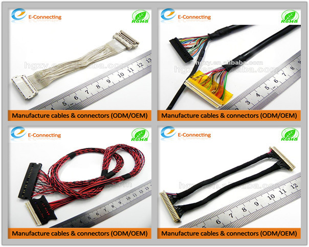 New Arrival China Factory OEM/ODM Cabo Flat Original Tv Ln37c530f1m - Bn96-13171b lvds cable