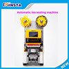 2015 New Arrivel High quality Fully Automatic plastic cup sealing machine