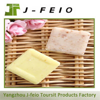 Top quality wholesale hotel handmade collagen soap