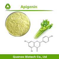 Nutritional Supplement Celery Extract Apigenin 98% Powder for Anti-inflammatory
