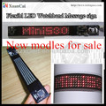 New! Programed watchband LED flexible screen