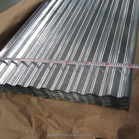 Corrugated Roofing Galvanized Steel Sheet For