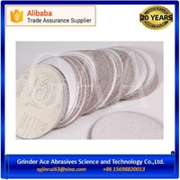 High Quality Velcro Abrasive Sanding disc