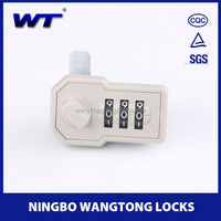 9506 3 digits combination lock / security lock for safe box