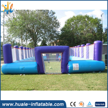 Funny human foosball inflatable, inflatable foosball game, inflatable human foosball
