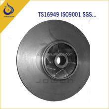 impeller/cast iron impeller manufacturer/water pump impeller supplier