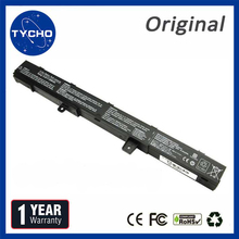 Replacement Laptop Battery A41N1308 For Asus A31N1319 X451 X551 X451C X451CA X551C X551CA X551M Original Battery