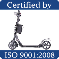 CCEZ high speed wiggle powered scooter