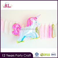2017 Trending Products Inflatable Unicorn Birthday