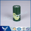 Good quality green colored printing Top-opening plastic wine bottle cap